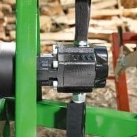 laufruhige Hydraulikpumpe bei Posch Holzspalter HydroCombi