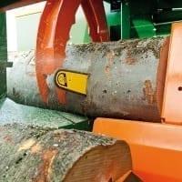 Posch Sägeeinheit Sägespalter Kettensäge Supercut Harvester