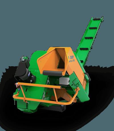 Kreissäge, Brennholzsäge, vollautomatische Holzsäge SmartCut mit EasyStop