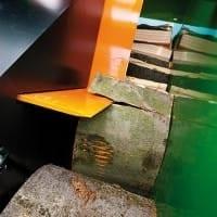 Posch vario Spaltmethode X-Spaltmesser Spaltautomat