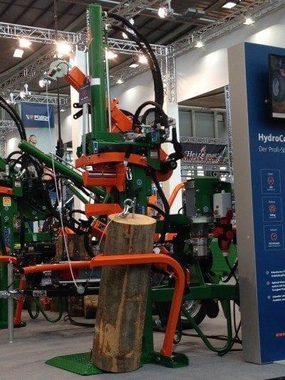 Neu Holzspalter HydroCombi mit Seilwinde Agritechnika
