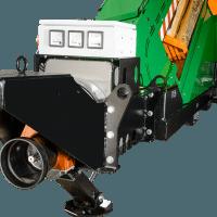 Sägeautomat Apparat für den Antrieb über Zapfwelle