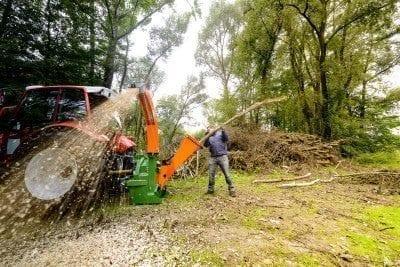 Posch Holzzerkleinerer