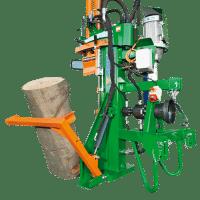 Posch Holzspalter HydroCombi mit Stammheber