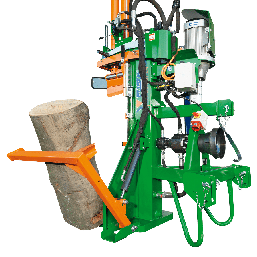 Posch log lifting device hydraulic