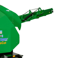 Förderband für Sägeautomat - hydraulisch klappbar