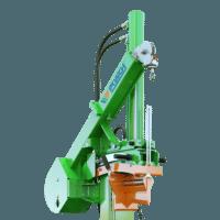 Posch Forstseilwinde für Holzspalter, Zugkraft 1000 kg