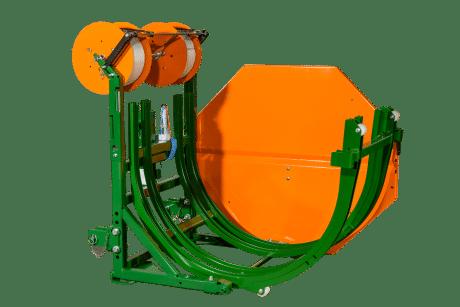 Bündelgerät, Bündelvorrichtung für Meterscheite