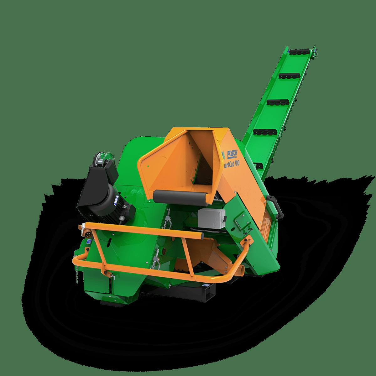 A comparsion of automatic firewood saws ➤ POSCH Leibnitz