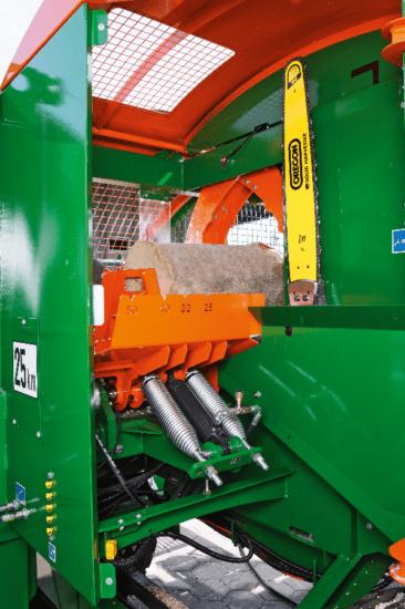 Posch Sägespaltautomat Harvester