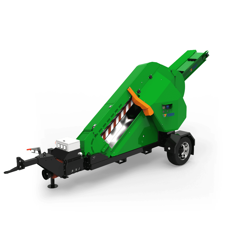 Sägeautomat für Profis. Automtische Brennholzsäge. Schneidet Scheitholz ohne Reststück.