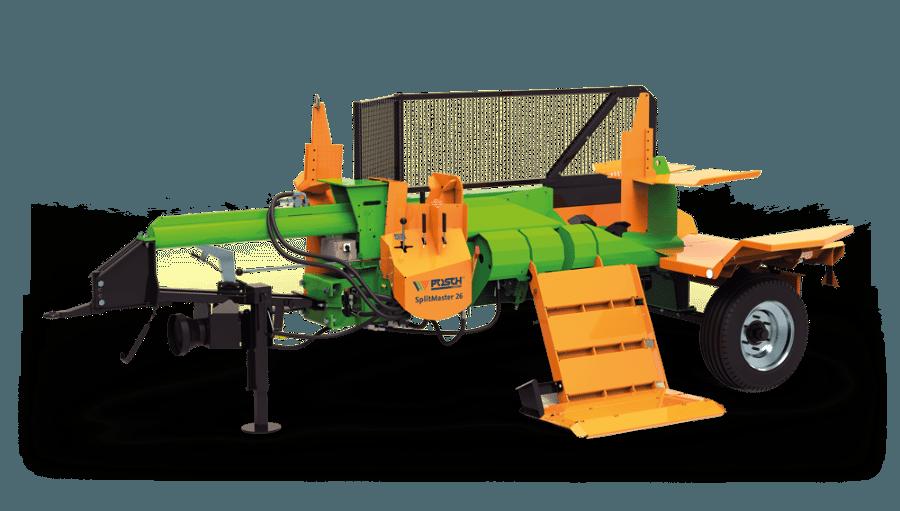 SplitMaster 26, Posch
