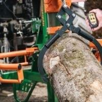 Holzspalter Seilwinde, Beiziehwinde, POSCH
