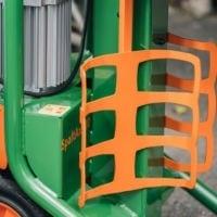 Holzspalter robust, hochwertige Komponenten, Posch Spaltaxt
