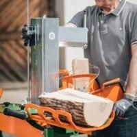 Kurzholzspalter elektrisch POSCH Spaltaxt