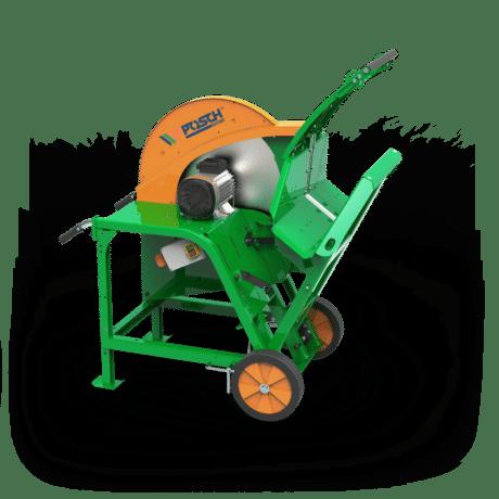 Posch, Wippsäge zum Holz schneiden mit elektrischem Antrieb
