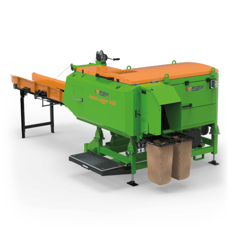 Posch Spaltautomat Logsplitter automatic AutoLogger