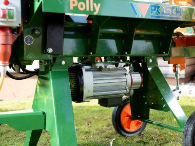 Horizontální-štípačka-Štípačka-Palivové-dřevo-štípání-Polly-POSCH-Leibnitz-Akce-Detail-Elektromotor-StefanLeitner-20