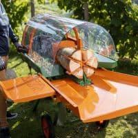Liegendspalter-Spaltmaschine-Brennholz-spalten-Polly-POSCH-Leibnitz-Aktion-Schutzverkleidung-Polycarbonat-StefanLeitner-27
